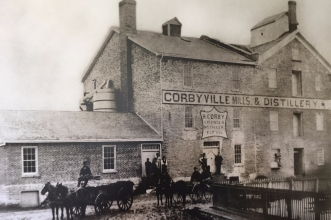 Corbyville Mills, 19thC