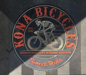 Kona Bicycles welcome you