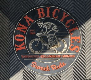 Kona Bicycles welcome you