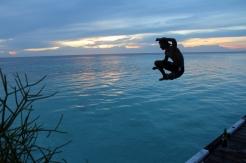 Into the blue, Borneo