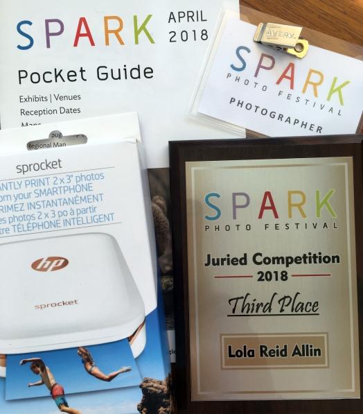 SPARK 2018 Memorabilia