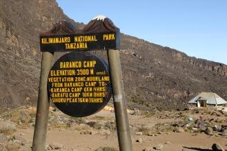 Barranco Wall Camp