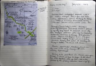Day 4 - Map 11 Barranco to Karanga