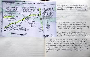 Day 5 - Map 12 Barafu Huts