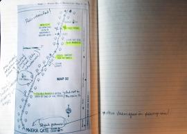 Day 7 - Map 32 - Mweka Gate