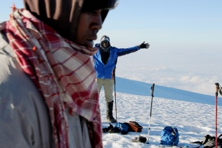 On the summit with Cheeksi & Nelson
