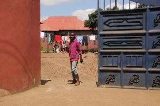 Karibu! (Welcome in Swahili)