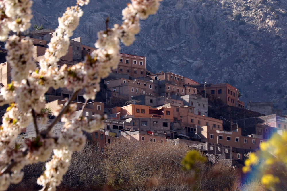 Aremd Village, north of Imlil