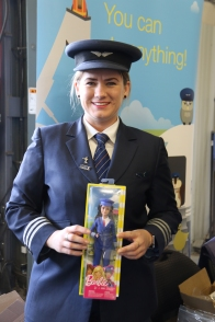 First Officer Arthur—Women Soar at Porter