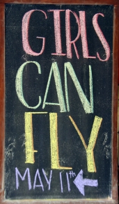 Girls Can Fly May 11