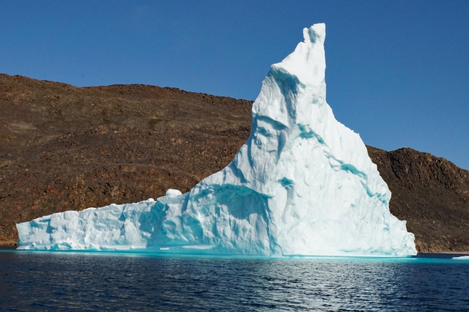 Iceberg Pinnacle